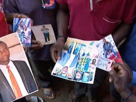 Uganda's 'missing' confirmed to be detention