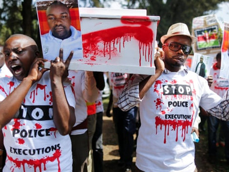 'The wounds won't heal': Kenya's agonising wait for justice on killings by police