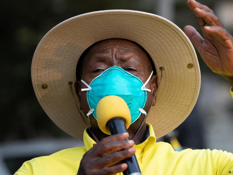 Covid-19 could be just what the doctor ordered… to bring Museveni down