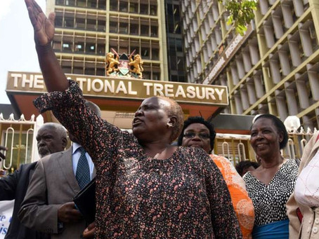 Kenya: Ex-civil servants still waiting for dues 20 years after sacking