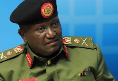 Uganda: Museveni's general blames colonialism for failures, while regime eats $2bn in Western aid