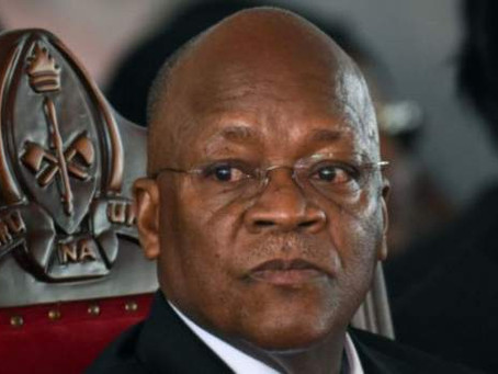 Tanzanian leader cautious over Covid vaccines