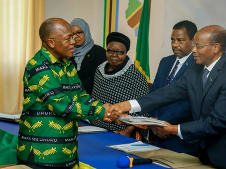 Tanzania's opposition fears election violence because, Lissu says, 'we are winning'