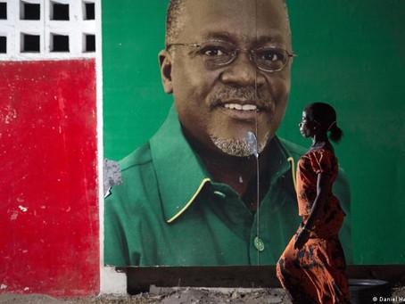 Opinion: Tanzania's John Magufuli hid his tyranny behind a blame game