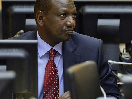 Kenyan deputy president guarded by 257 police officers