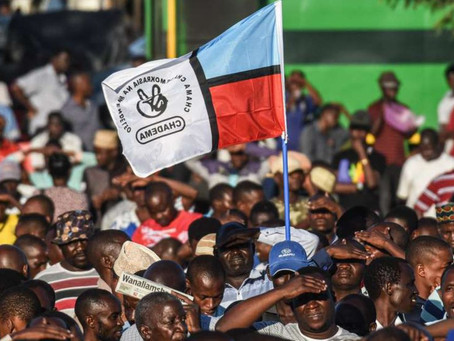 Tanzanian police face pressure to tame political violence as poll nears