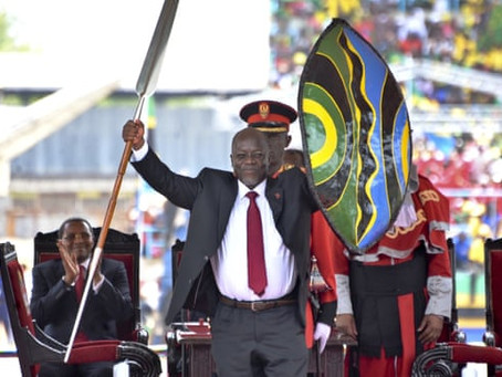 It's time for Africa to rein in Tanzania's anti-vaxxer president