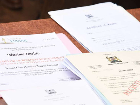 Kenya: 250,000 civil servants face the axe over fake academic papers