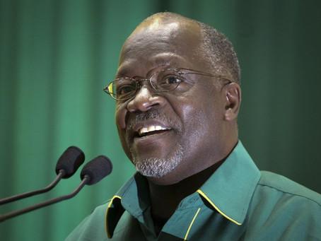 Tanzania's populist President John Magufuli has died at 61