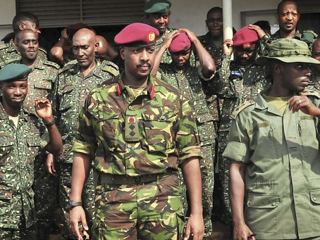 Museveni appoints son to Army Commander