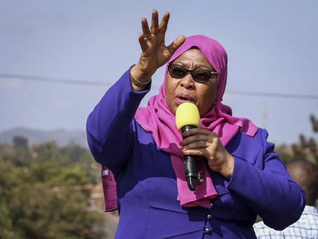 Tanzania's new president changes policy on COVID-19, media