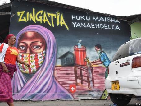 Tanzania's COVID-19 denial risks pulling Africa back