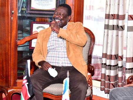 Kenya: Mudavadi Decries Depressed Voter Registration Ahead of 2022 Polls