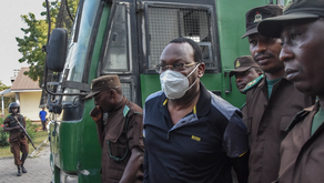 Tanzania opposition leader Freeman Mbowe in court to face charges