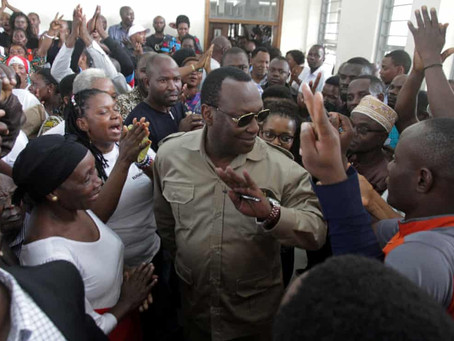 Tanzanian government cracks down on opposition after disputed election