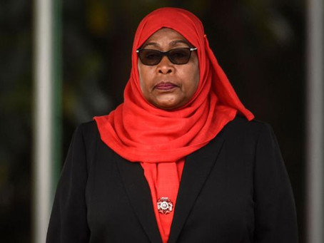 Tanzania has a female president. Does it have a feminist president?