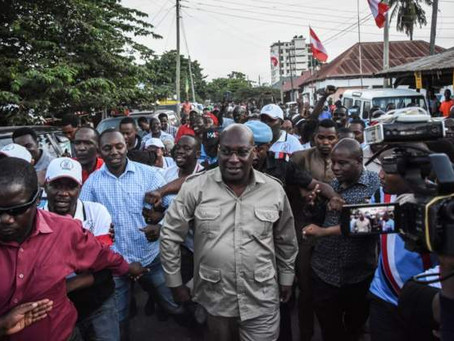 Tanzania opposition leader charged with terrorism