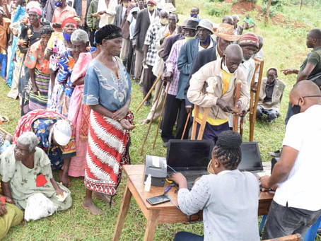 Uganda's ID scheme excludes nearly a third from healthcare, says report