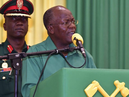 Tanzania: Magufuli's absence prompts concerns about a 'Covid-19 diagnosis'