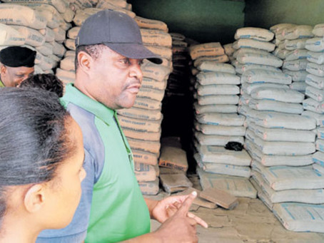 Tanzania launches corruption probe into its cement industry