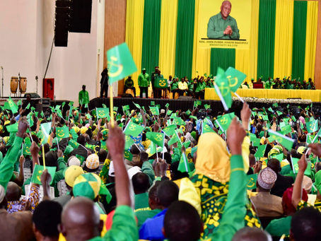 Tanzania's Ruling Party Accused of Rigging Elections