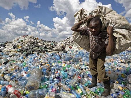 Oil industry lobbies US to help weaken Kenya's strong stance on plastic waste
