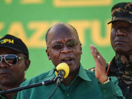 Africa's COVID-19 denialist-in-chief