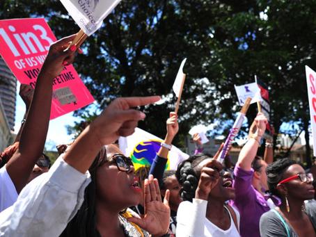 Gender-based violencecases quintuple in Kenya during pandemic, survey finds