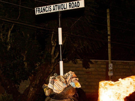 Road name row a sign of Kenya's strife