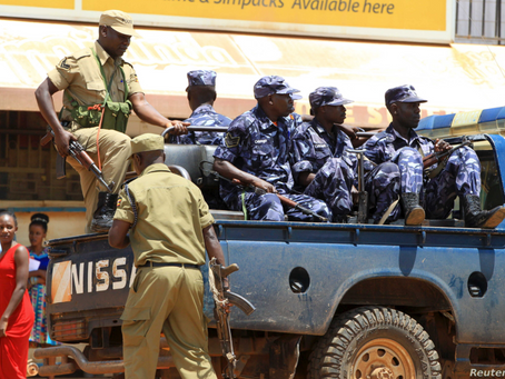 Uganda ranked worst in rule of law, justice