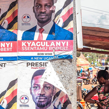 Sticky authoritarianism: Uganda's violent election has exposed divisions of age and class