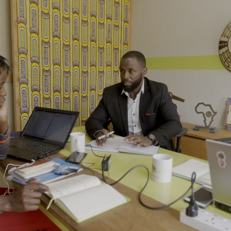 Africa Uncensored: The Journalists Exposing Corruption in Kenya