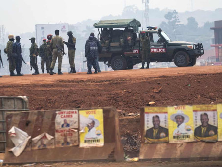 'It was a torture chamber': Ugandans abducted in vicious crackdown