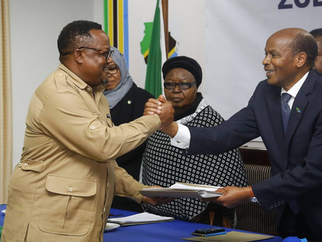 Tanzania's Tundu Lissu: 'We're completely unbroken – bruised and battered, yes – but unbroken'