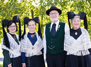 Tradition beim Winzerfest in Auggen
