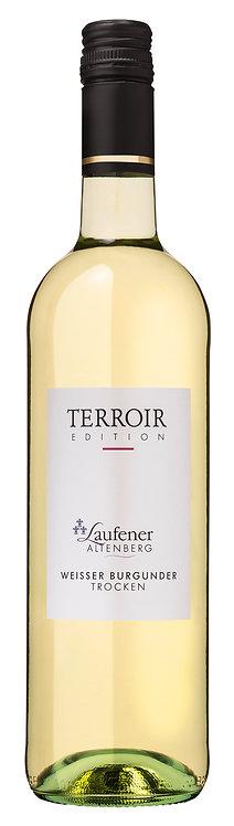 2019 Edition Terroir Weißer Burgunder Qualitätswein trocken