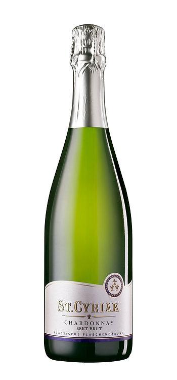 Winzersekt St. Cyriak Chardonnay Brut