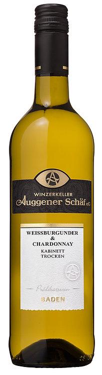 2019 Weißer Burgunder & Chardonnay Kabinett trocken