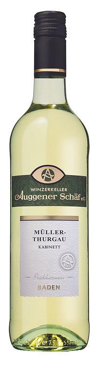 2019 Müller-Thurgau Kabinett
