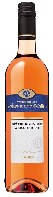 Spätburgunder Weißherbst Qualitätswein