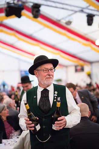 Weinprobe Auggener Schäf