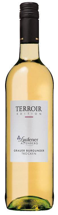 Edition Terroir Grauer Burgunder Qualitätswein trocken