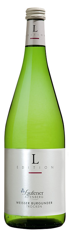 Edition L Weißer Burgunder Qualitätswein trocken