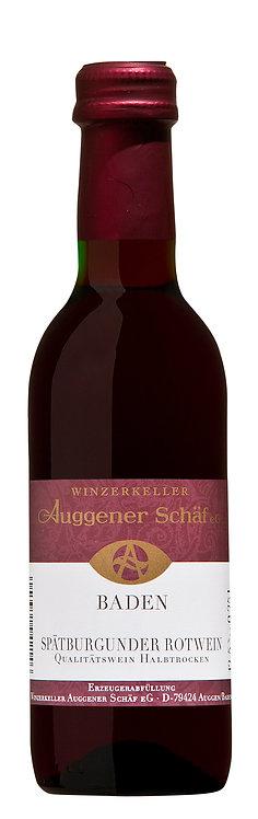 Spätburgunder Rotwein Qualitätswein