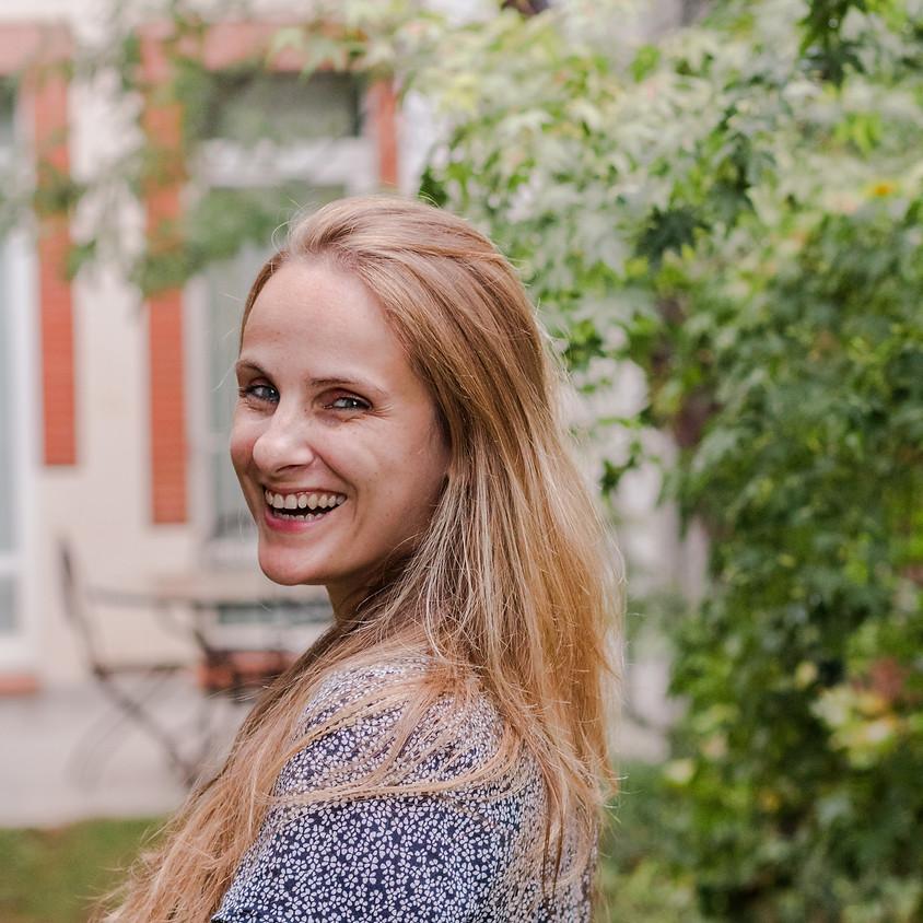 BLOOM Workshop - Nourishing our inner positivity with Fiona Charvet (online)