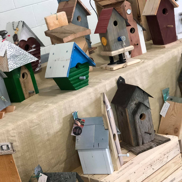 Birdhouse Designs by Paul