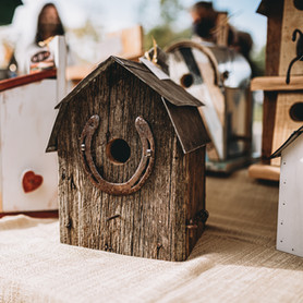 Birdhouse Designs by Paul