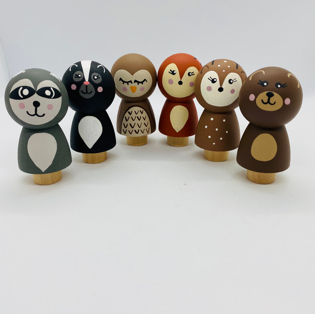 These Little Pegs