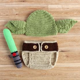 Geek Baby Crochet