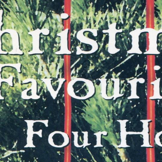 Christmas Favourites for Four Horns-Paci